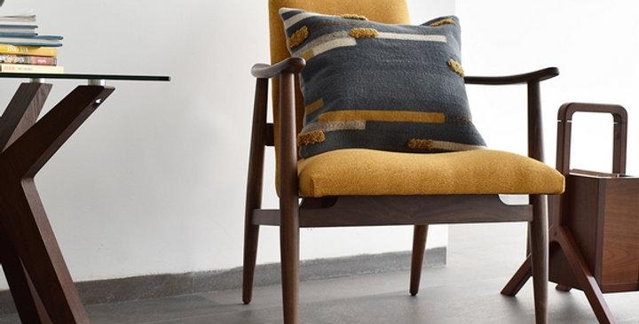 Ritmo Azul Cushion
