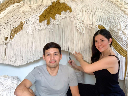 Tying the knot: The Chaotic Beauty of Macramé