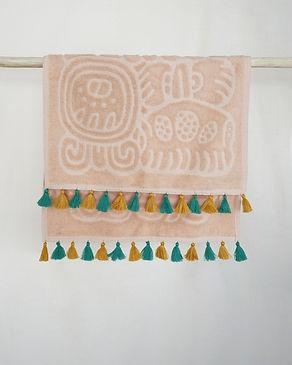 The Nopo - Coyuchi Cotton Peach Towel_2_