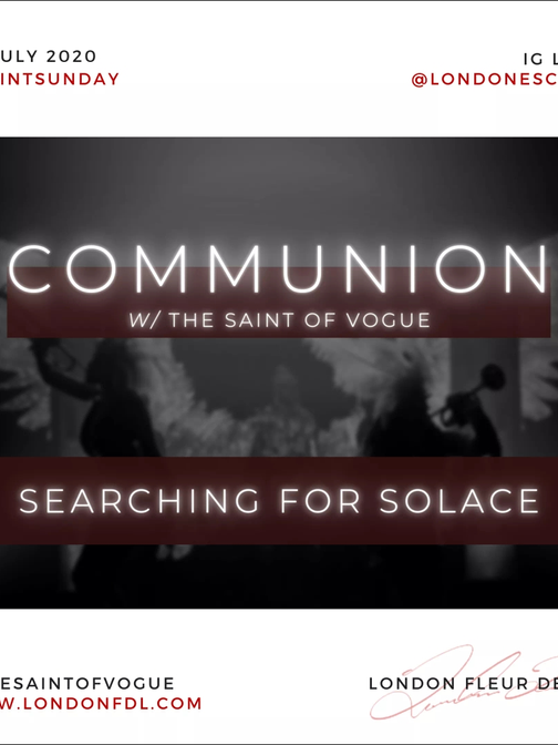 Ep. 3 Searching for Solace