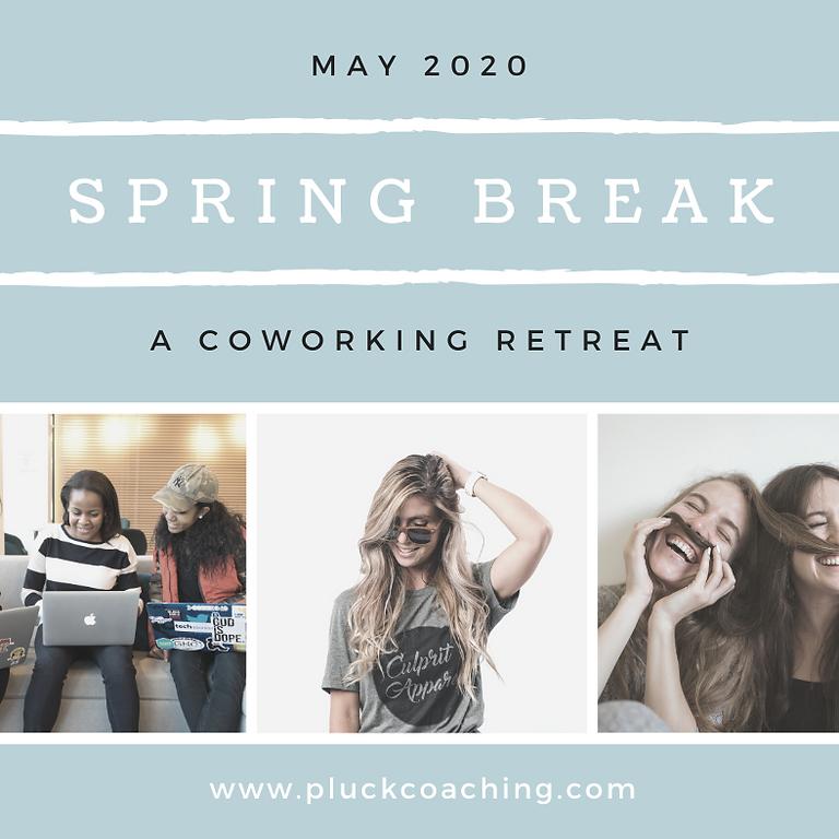 Spring Break - A Coworking Retreat