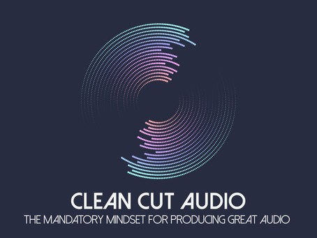 1. The Mandatory Mindset for Producing Great Podcast Audio