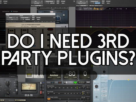 Why Buy 3rd Party Plugins for Podcasting?
