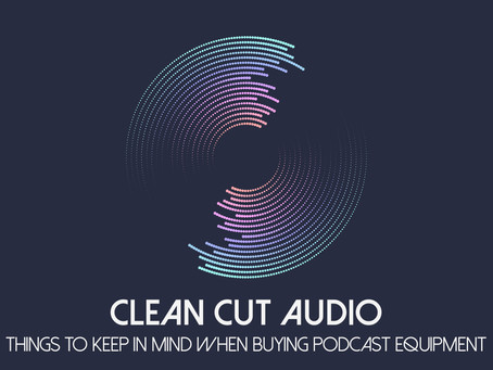 7. Things to Keep in Mind When Buying Podcast Equipment, Microphones, Interfaces, etc.