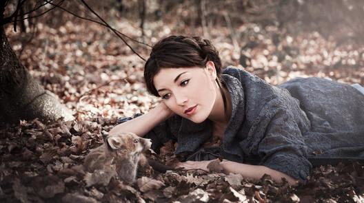 L'enfant et le renard