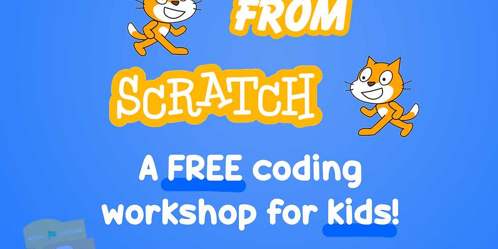 Start From Scratch Coding Workshop