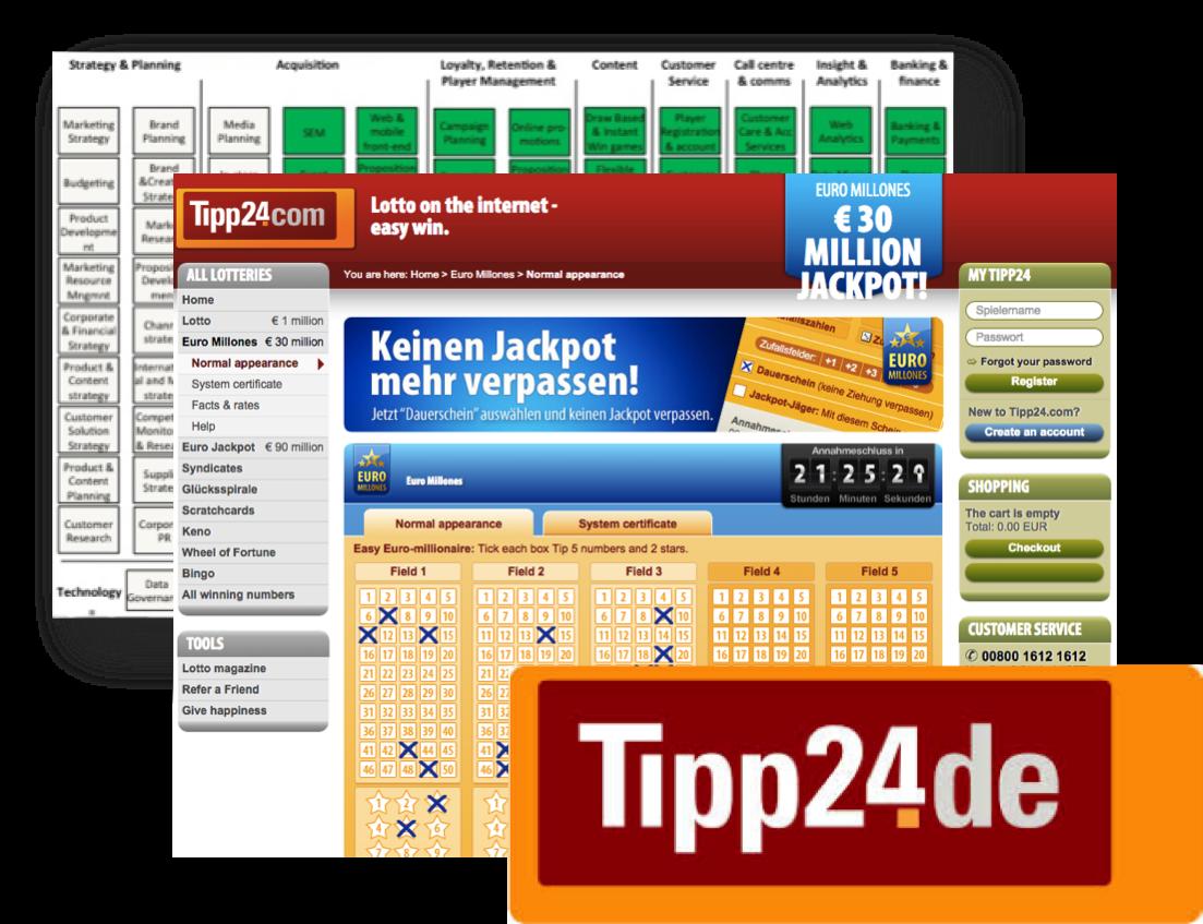 Tipp 24 platform