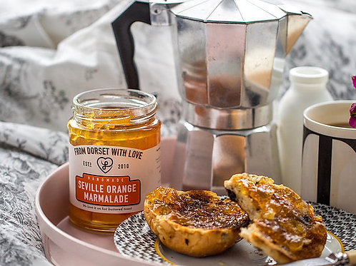 From Dorset with Love Seville Orange Marmalade 340g