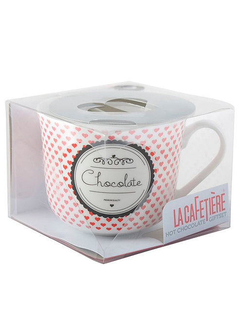 La Cafetière Hot Chocolate Gift Set