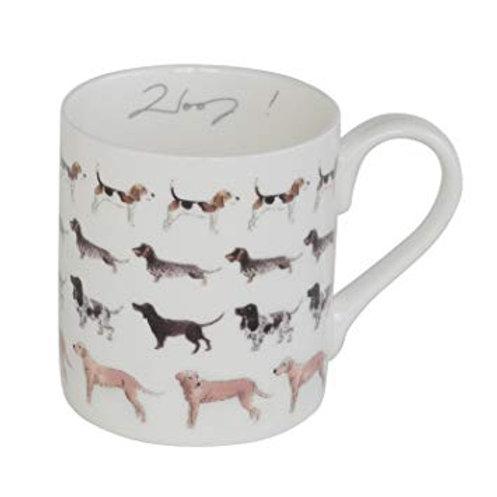 Sophie Allport 'Woof' Mug