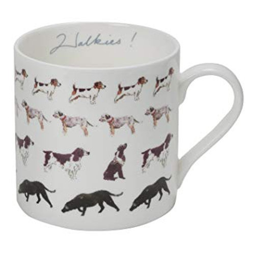 Sophie Allport 'Walkies' Mug