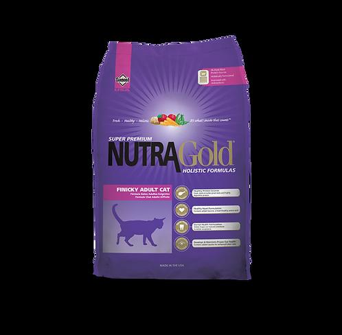 נוטרה גולד פיניקי – מזון בהרכב מיוחד המתאים לחתולים רגישים ובררנים