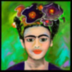 Young Frida 20x20 Dufayet.jpg