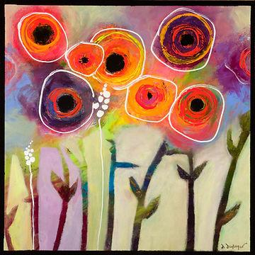 Joyful Garden 20x20 Dufayet.jpg