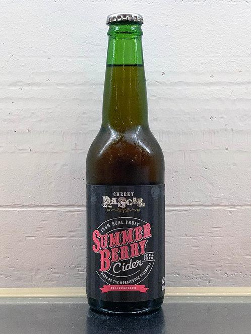 Cheeky Rascal Summerberry Cider