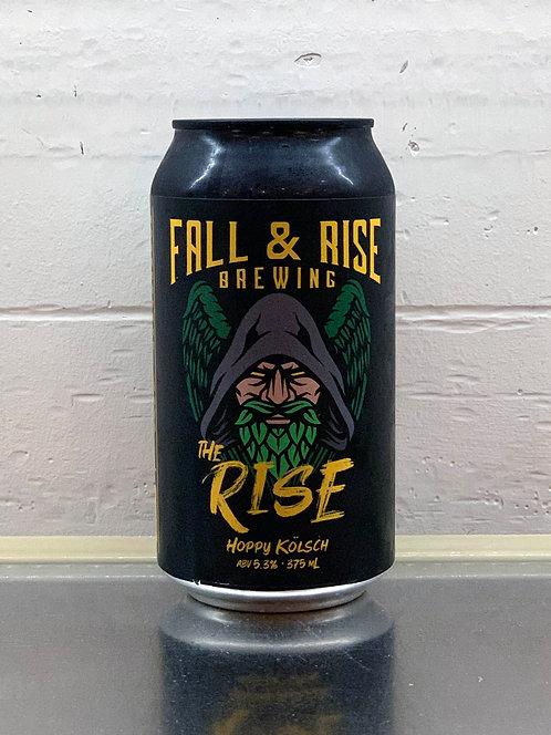 Fall & Rise Hoppy Kolsch