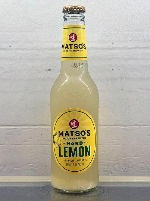 Matso's Hard Lemonade