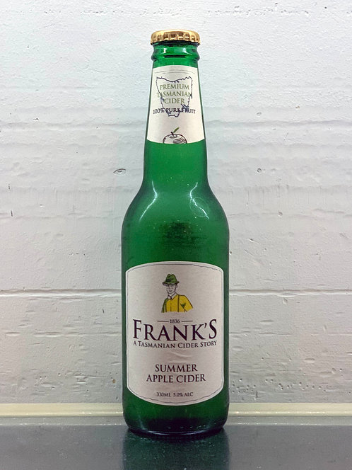 Franks Summer Apple Cider