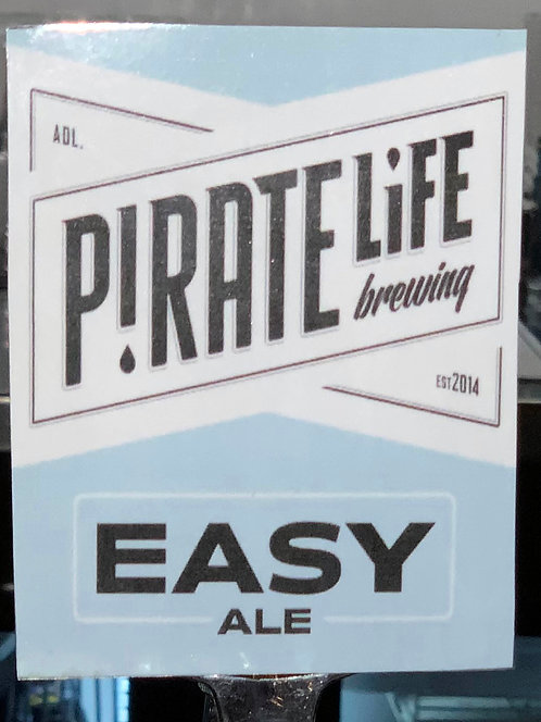 Pirate Life Easy Ale