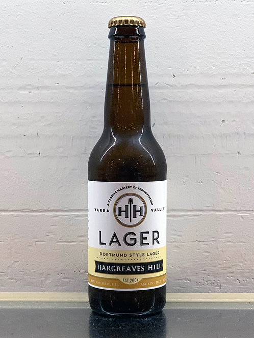 Hargreaves Hill Lager