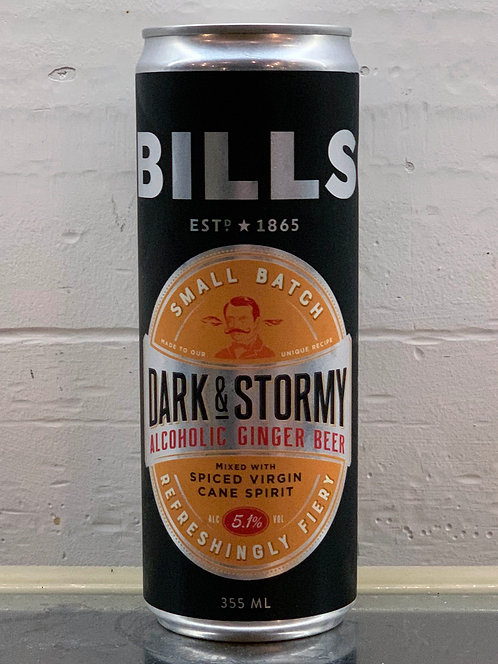 Billson's Dark & Stormy
