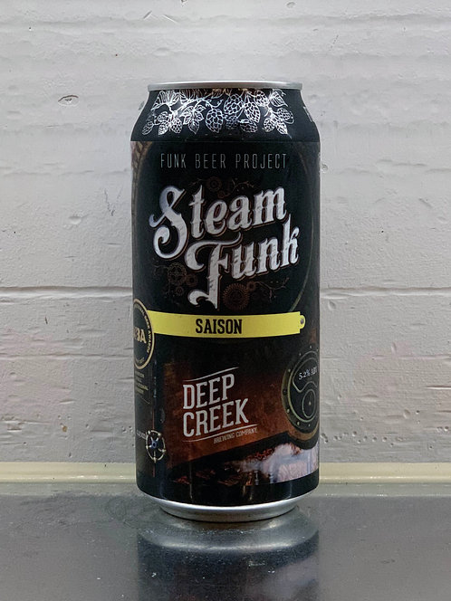 Deep Creek Steam Funk Saison
