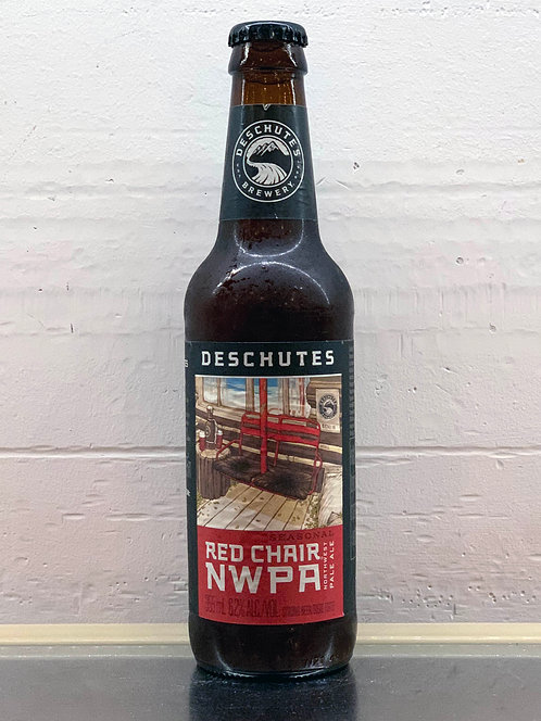 Deschutes Red Chair North Western Pale Ale