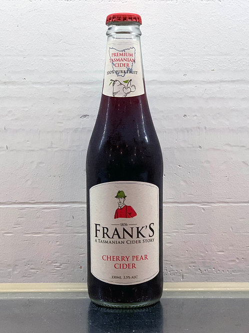 Franks Cherry & Pear Cider