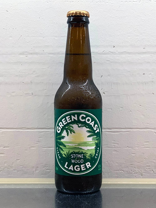 Stone & Wood Green Coast Lager