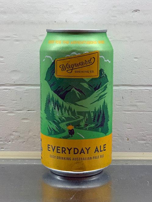 Wayward Brewing Everyday Ale