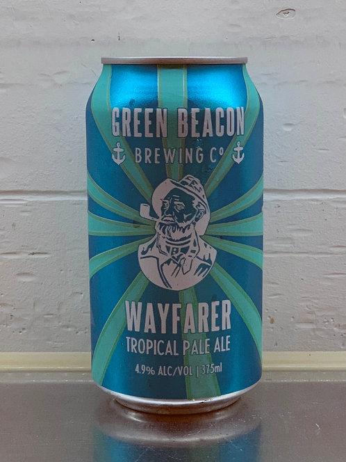 Green Beacon Wayfarer Tropical Pale Ale