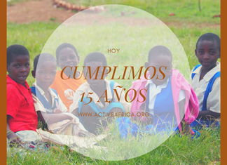 HOY CUMPLIMOS 15 AÑOS !! TODAY WE CELEBRATE OUR 15TH ANNIVERSARY !!