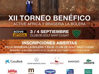XII Torneo de Golf Active Africa