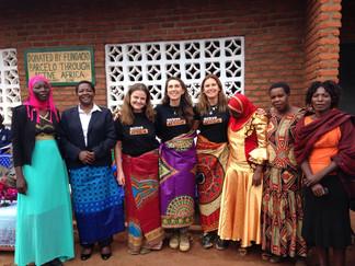 Viaje anual de revisión de proyectos a MALAWI & KENYA 2016