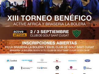 XIII EDICION TORNEO DE GOLF ACTIVE AFRICA -LA BOLERA