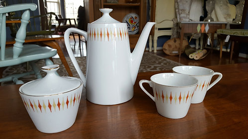 Vintage Coffee/Tea set