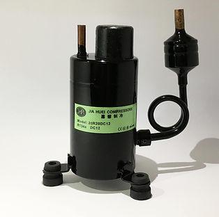 微型壓縮機,嘉慧制冷科技股份有限公司,20R,產品規格