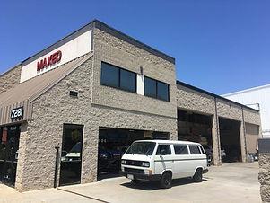 Volkswagon Vanagon Repair Shop