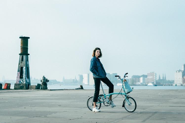 Brompton in Amsterdam Campaign