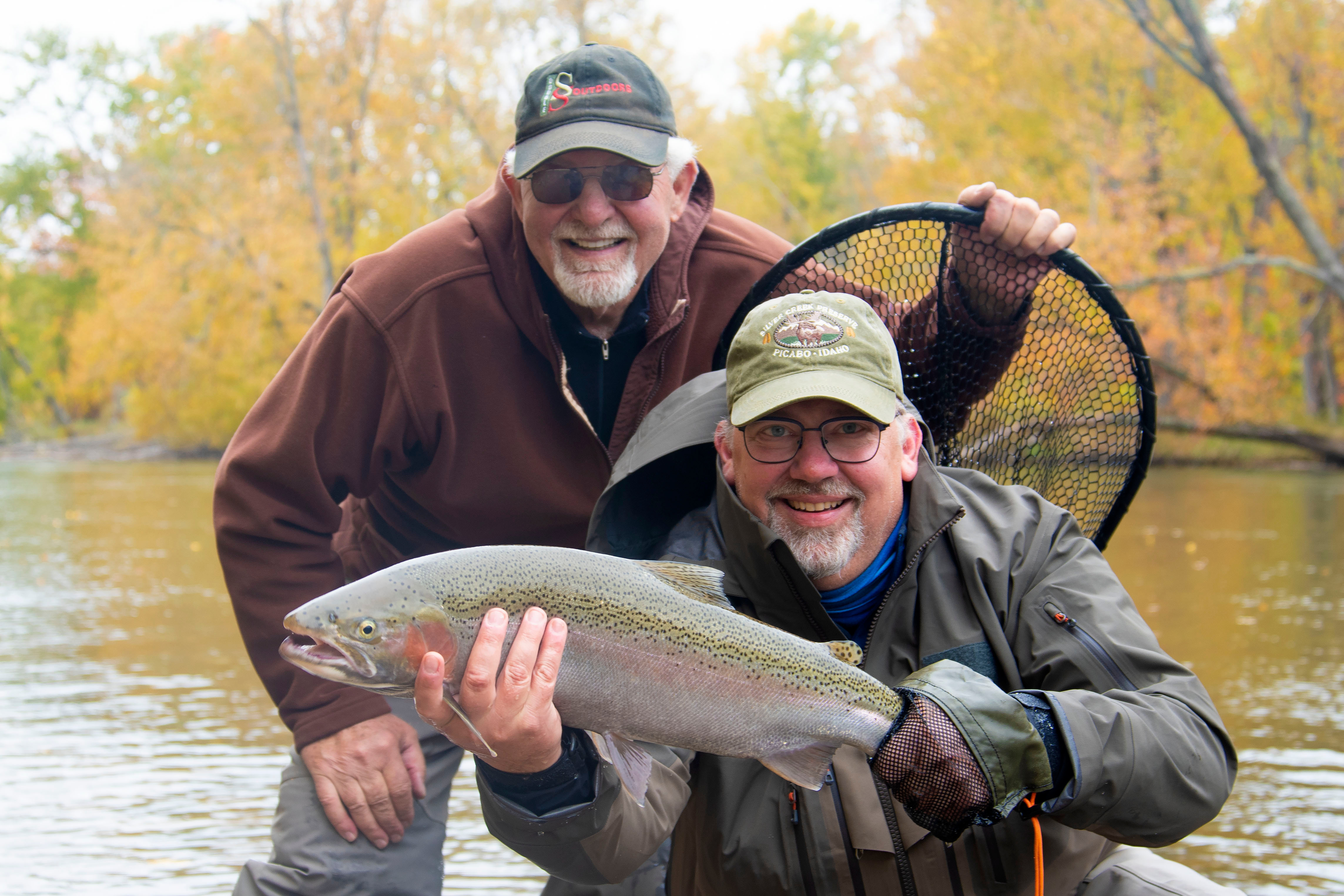 Full Day of Guided Fly Fishing with Ray