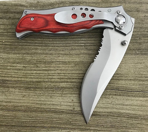 TFO STAINLESS STEEL GUIDE KNIFE
