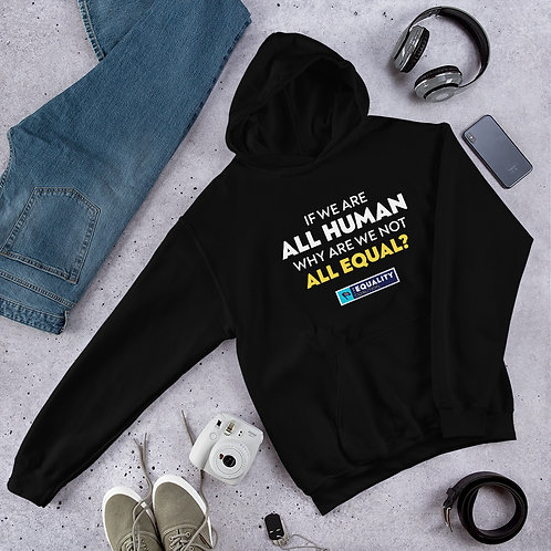 All Equal | Unisex Equality Hoodie