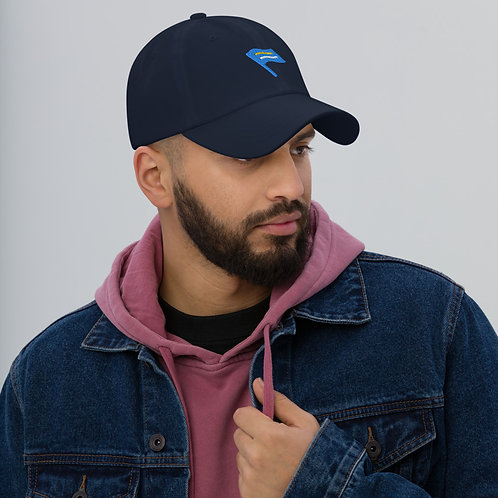 The Equality Coalition Logo Flag   Equality Dad hat