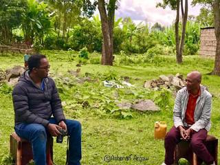 Coffee Farmer in SIDAMA