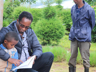 Kids in Coffee Growing Areas