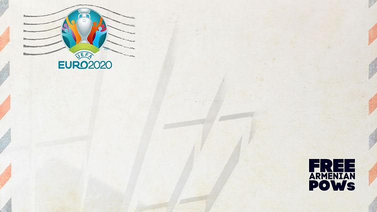 Armenian POWS open letter to UEFA 2020