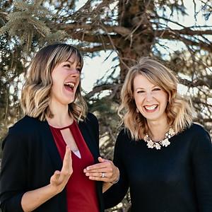 Rachel & Laura