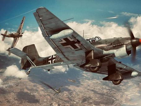 Time for Junkers Ju 87 Stuka