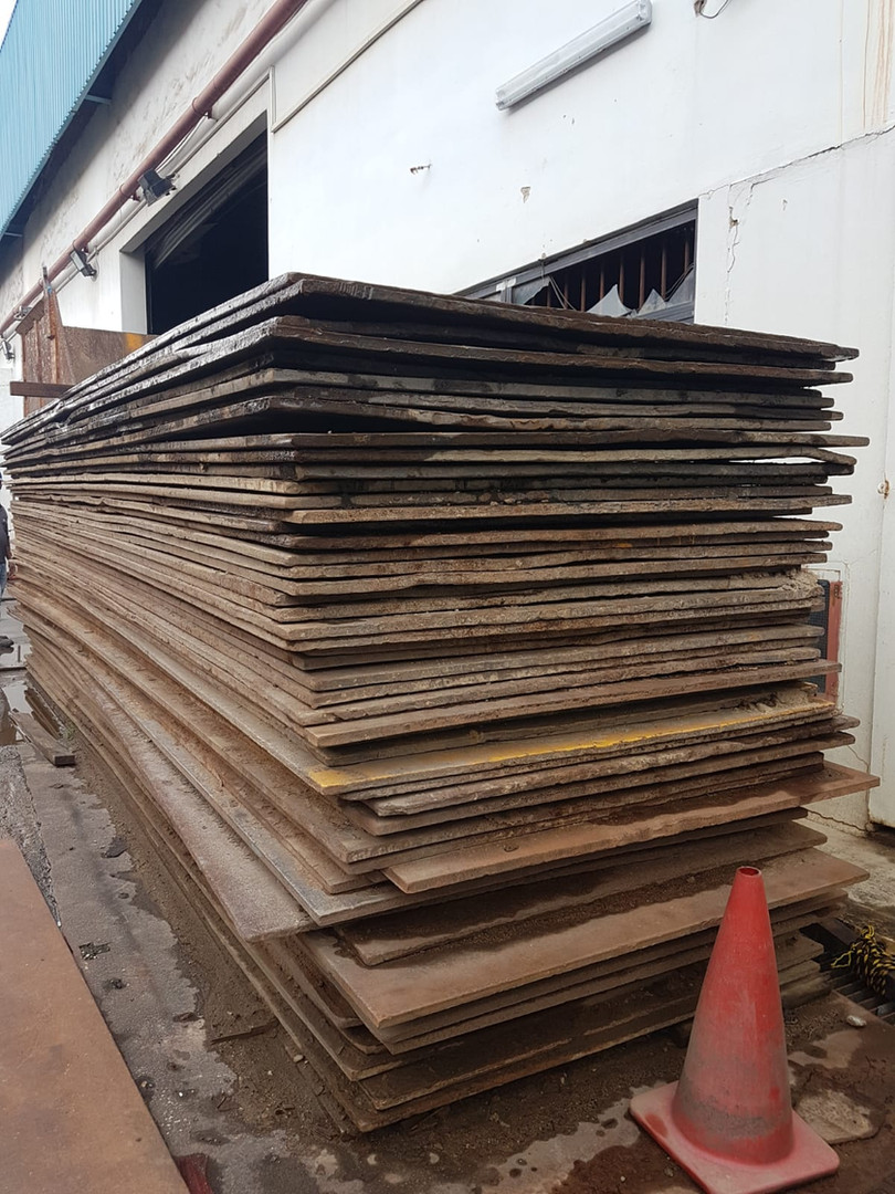Steel Plate/ Chequered Plate