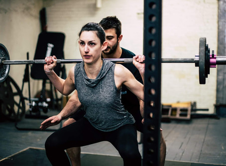 How to stop leaking with weightlifting